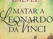 Booktrailer: Matar Leonardo Vinci (Christian Gálvez)