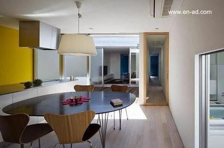 Casa moderna con forma de prisma rectangular paperblog for Casa moderna rectangular