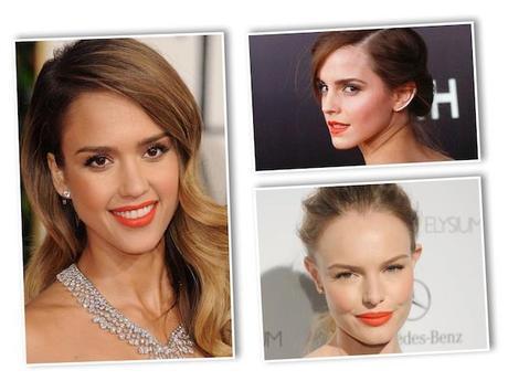 Jessica Alba, Emma Watson y Kate Bosworth.