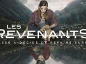 A&E verde 'The Returned', remake francesa 'Les Revenants'.