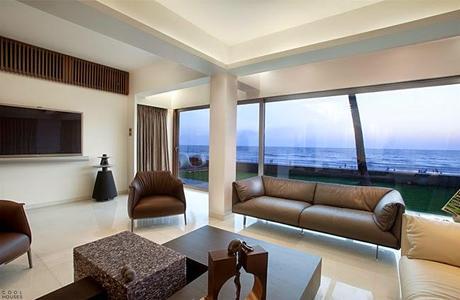Apartamento Minimalista En Mumbay Paperblog