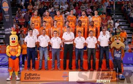 Un Valencia Basket inmenso juega  la final de la Eurocup ante el Kazan