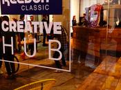 Reebok Creative Hub. nuevo espacio coworking para artistas creativos pleno barrio Malasaña