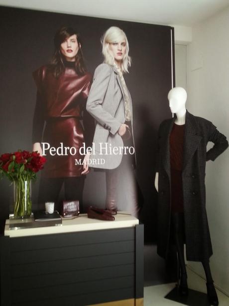 Fashionistas- Pedro del Hierro-