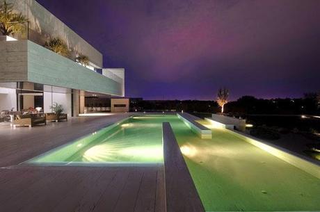 Casa moderna en madrid paperblog - Casas modernas madrid ...