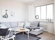 piso blanco gris lleno