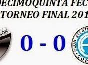Colón:0 Belgrano:0 (Fecha 15°)
