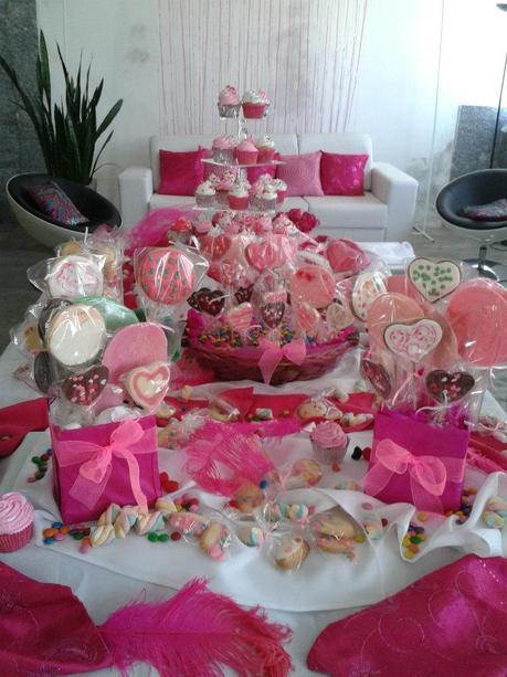 Decoraciones de mesas para fiesta de ni as paperblog - Decoracion mesas para fiestas ...