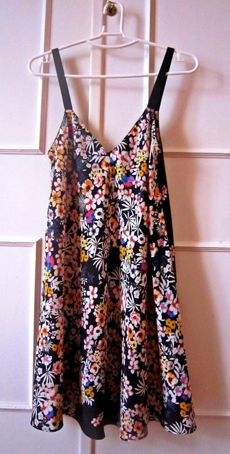 b598fcefa De Negro Zara Estampado Vestido Flores Con Paperblog wqvfxOp