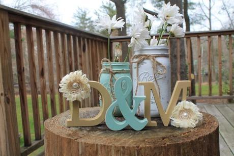Letras para bodas y eventos