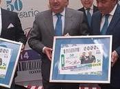 ONCE dedica cupón años trayectoria