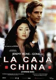 Cineterapia oncológica: La Caja China (Chinese Box) EEUU.1997. Wayne Wang