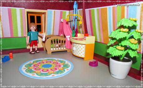 Mi gran casa de mu ecas de playmobil paperblog - Playmobil casa de munecas carrefour ...
