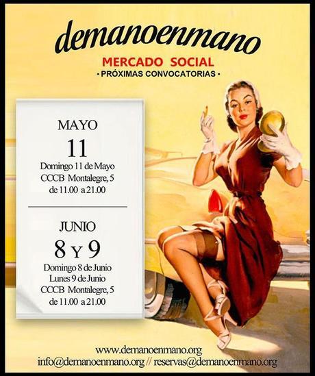 Mercadillos de segunda mano reciclaje vintage en barcelona - Mercadillo segunda mano barcelona ...