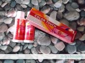 Pelirrojas:Tinte Semipermanente Wella Color Touch 66/45