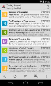 k9-mail para android