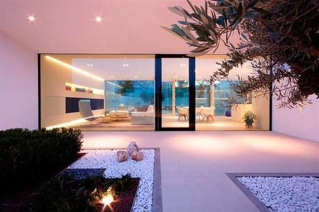 Villa minimalista prefabricada en jesolo paperblog for Casa moderna jesolo