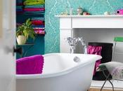 Baños llenos color