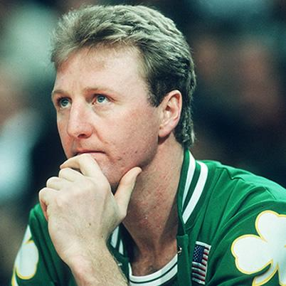 Larry Bird early life ¿COMO TE VALORAS A TI MISMO?