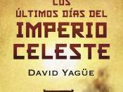 David Yagüe presenta segunda novela