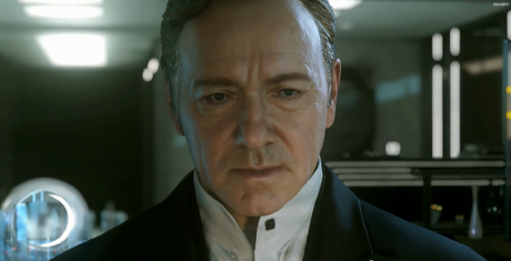 Kevin Spacey Será El Villano De Call of Duty: Advanced Warfare