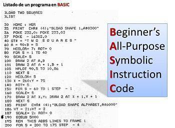 Actualidad Informática. 50 aniversario del lenguaje BASIC. Rafael Barzanallana