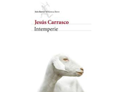 Intemperie. Jesus Carrasco.