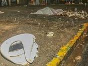 Muere hincha Brasil, golpeado retrete lanzado desde grada superior