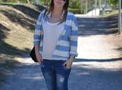 Look day: Stripped shirt