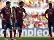 Barcelona dice adiós Liga