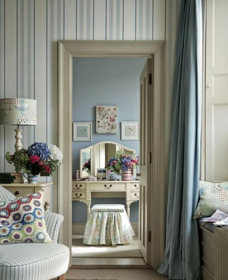 Decoraci n primaveral con laura ashley paperblog - Decoracion laura ashley ...