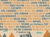 Sonorama suma Fuel Fandango, Reptile Youth, Bright, David Fonseca, Bravo Fisher!, Belako, Refree...