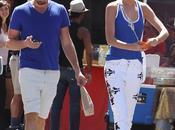 Leonardo DiCaprio Toni Garrn viven juntos