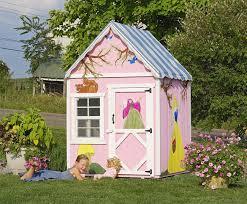 Bellas casitas para ni as en el jard n paperblog - Casitas para el jardin ...