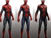 Detrás máscara, Amazing Spiderman