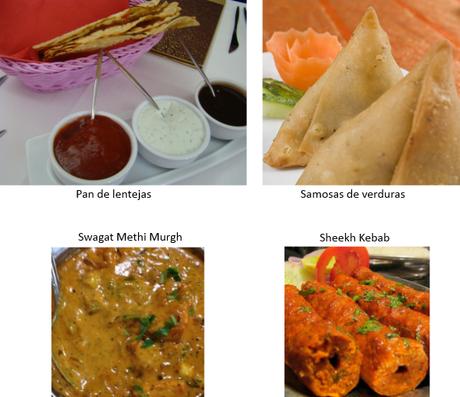 Dónde comer en Madrid - Swagat