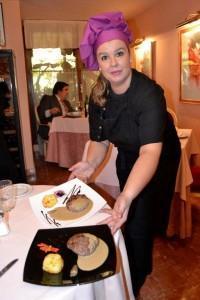 Almuerzos con Carla Abril Arte Puro
