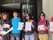 Stop Desahucios Albacete avisa CCM-Liberbank: dejaremos solas familias desahuciadas