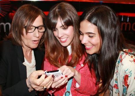 #EncuentrosBazar con Guillermina Baeza en el TseYang dimsum Club... ¡un lujo!