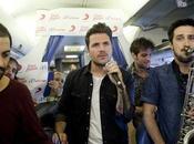 Dani Martín presenta nueva gira avión