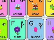 Cartas abecedario