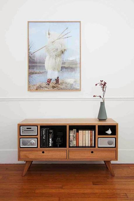 La casa parisina de una dise adora de muebles escandinavos - Muebles de la casa ...