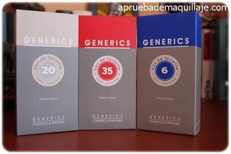 perfumes masculinos hombre para él 6 fresh aquatic 20 woody spicy y 35 ambery spicy de generics