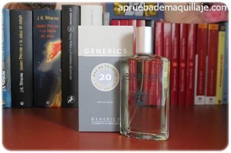 perfume hombre masculino para él 20 woody spicy de generics