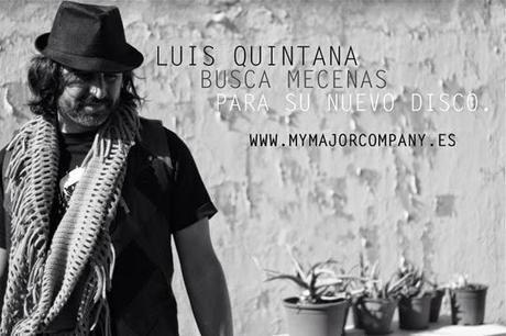 LUIS QUINTANA, VEINTE AÑOS DE MUCHA MÚSICA