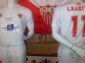 Presentada camiseta Sevilla para Final Turín