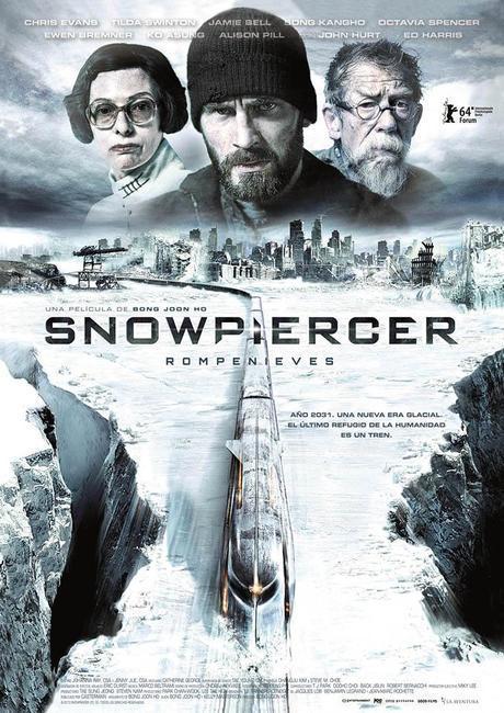 Snowpiercer Rompenieves poster