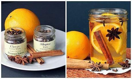 Ambientadores caseros para dar olor a las habitaciones - Ambientador casero limon ...