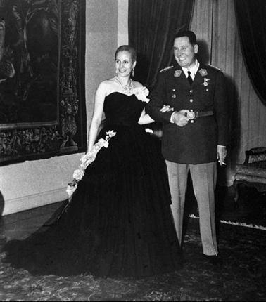 Relaciones que enferman: el caso Eva Perón