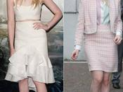 Gira maléfica: looks Angelina Jolie Elle Fanning photocall Londres